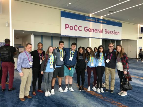 POCC 2017 group